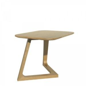 Homestyle Scandic Oak Furniture V Small Lamp Table