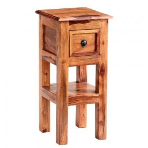 Jali Sheesham Furniture Lamp Table