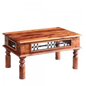 Jali Sheesham Furniture Medium Coffee Table