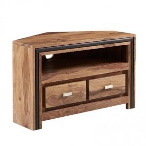 Jodhpur Sheesham Furniture Corner TV Unit