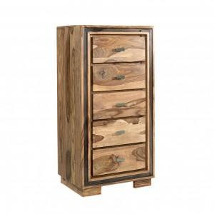 Jodhpur Sheesham Furniture Tall Chest of Drawers