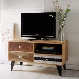 Sorio Reclaimed Furniture Small Media Unit