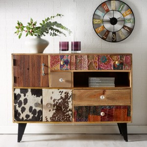 Sorio Reclaimed Furniture Large Sideboard 2
