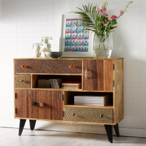 Sorio Reclaimed Furniture Large Sideboard 1