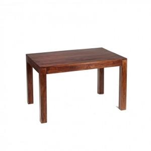 Toko Dark Mango Furniture Large 6ft Dining Table