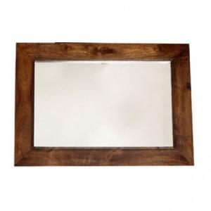 Toko Dark Mango Furniture Wall Mirror