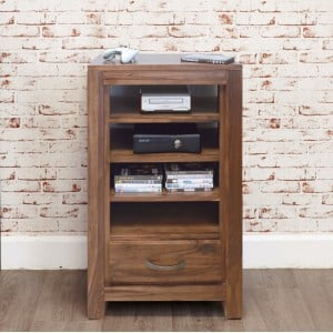 Mayan Walnut Furniture Entertainment Unit