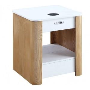 Jual Smart Technology Furniture Enclosed Speaker/Charging Beside Table