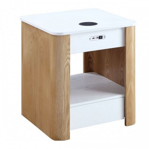 Jual Smart Technology Furniture Enclosed Speaker/Charging Beside Table
