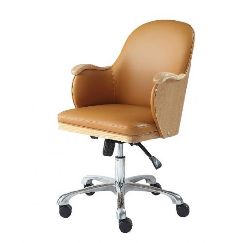 Jual Smart Technology Furniture Tan Coloured Executive Office Chair