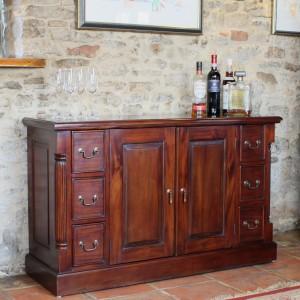 La Roque Mahogany Furniture Sideboard