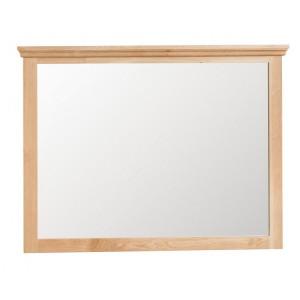 New Sherwood Oak Furniture Large Wall Mirror