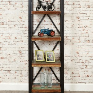 New Urban Chic Furniture Alcove Bookcase