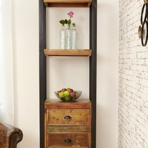 New Urban Chic Furniture Alcove Display Cabinet