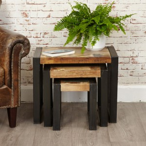 New Urban Chic Furniture Nest of Tables