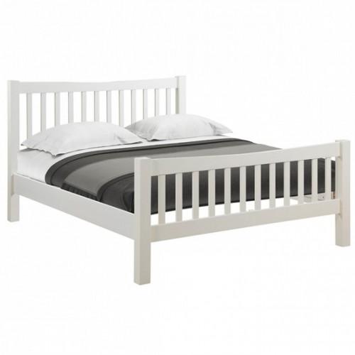 Devonshire Dorset Ivory Painted Furniture 5ft Kingsize Bed