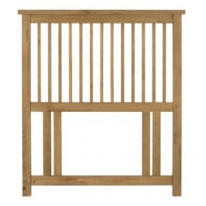 Atlanta Oak Furniture Single 3ft Headboard