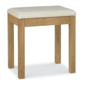 Atlanta Oak Furniture Dressing Table Stool