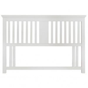 Hampstead White Painted Furniture Double 4ft6 Headboard
