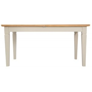 Intone Painted Furniture 1.6m Extending Dining Table