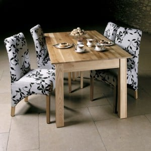 Mobel Oak Furniture 6 Seater Dining Table