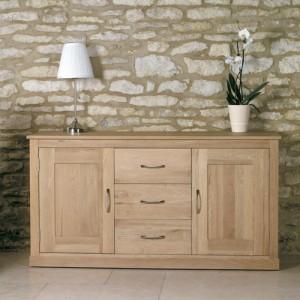 Mobel Oak Furniture Large Sideboard
