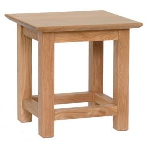 Devonshire New Oak Furniture Side Table