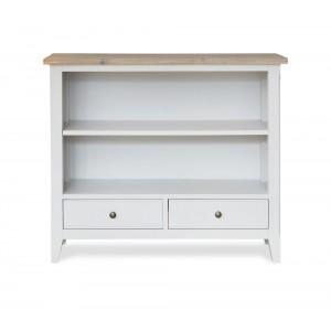 Signature Grey Furniture Low Bookcase