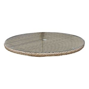 Signature Weave Garden Furniture Darcey Lazy susan for Darcey dining table