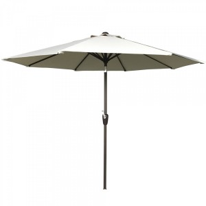 Signature Weave Garden Furniture 2.5m Beige Table Parasol