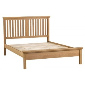 Stirling Oak Furniture 4ft 6 Double Bed