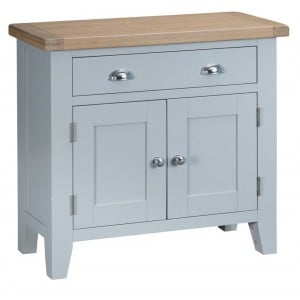 Tenby Grey Painted Furniture Small Sideboard