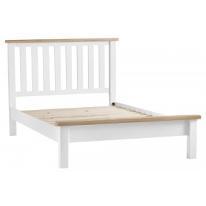 Tenby White Painted Furniture Super King 6ft Bedstead