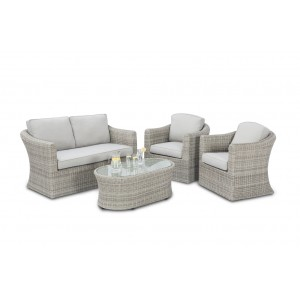 Maze Rattan Oxford 2 Seater Sofa Set