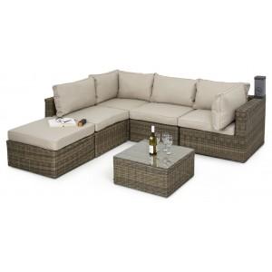 Rattan Corner Lounge and Sofa Sets | Rattan Garden Furniture ...
